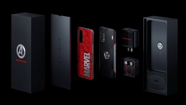 Oppo Reno 5 Marvel Edition tanıtıldı: İşte öne çıkan özellikleri