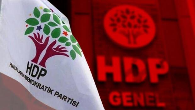 Son dakika: HDP'ye kapatma davası: 451 isim hakkında siyasi yasak talebi