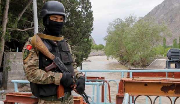 Tacikistan-Kırgızistan sınır hattında gerilim