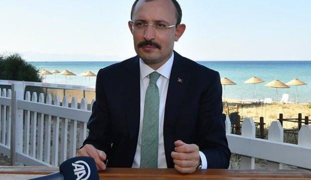 Ticaret Bakanı Muş'tan KKTC açıklaması: Önünü açtığımızı düşünüyorum