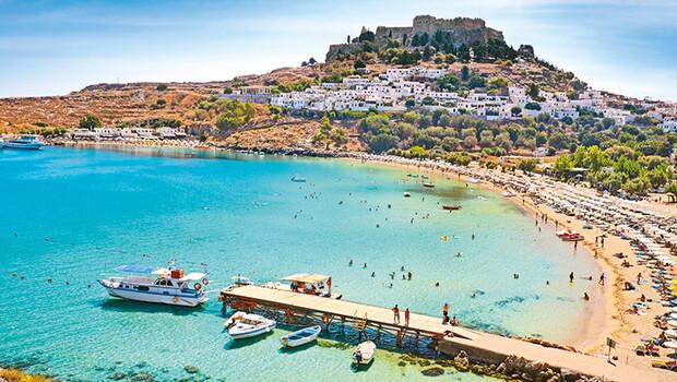 Türkiye ve Yunanistan seyahat izni için anlaştı ama… Yunan Adası bilmecesi