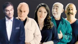 Ünlülerden aşı kampanyası: 'Filmin sonunu değiştirelim'