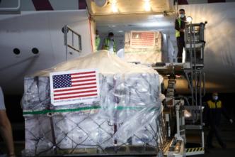 ABD'den Gürcistan'a 500 bin doz Pfizer/BioNTech aşısı bağışı