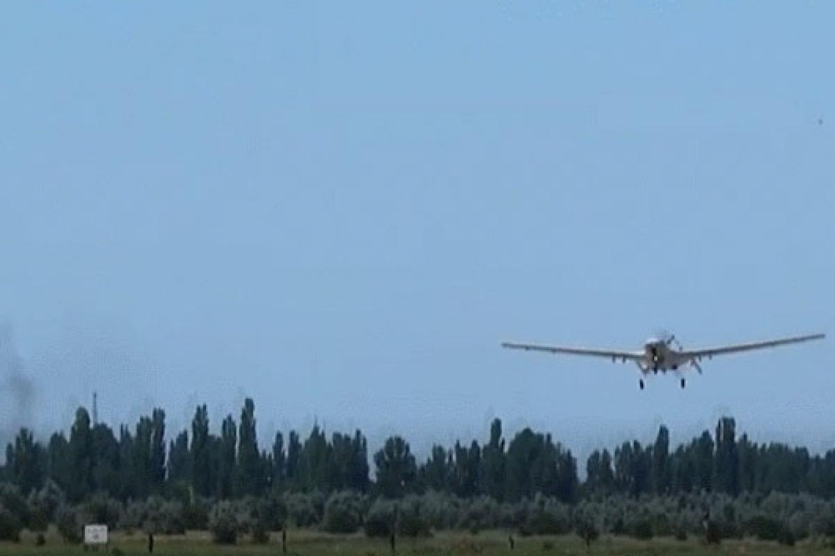 Bayraktar TB2, Ukrayna semalarında: İlk test uçuşu yapıldı