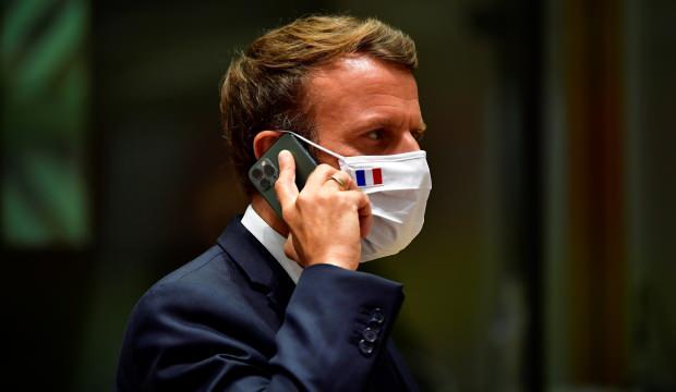Casus yazılım iddiaları: Macron cep telefonunu ve hattını değiştirdi