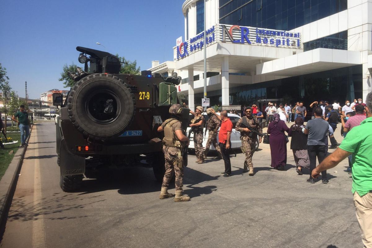 Gaziantep'te hareketli saatler