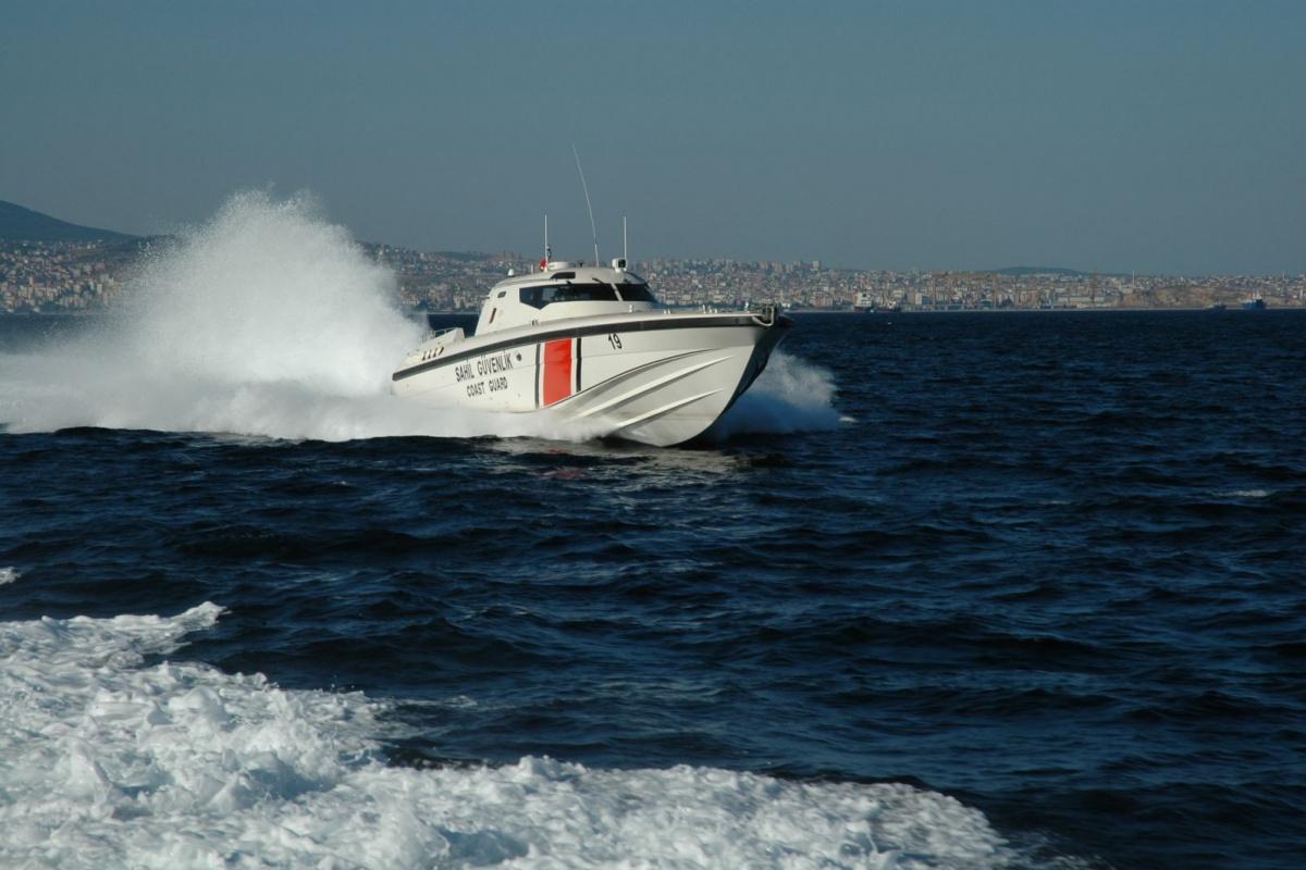 İstanbul Boğazı'nda tekneler denetlendi