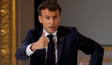 Macron, İsrail'den 'Pegasus' yazılımı için izahat istedi