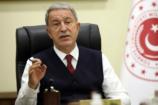 Milli Savunma Bakanı Akar, İspanyol mevkiidaşı Fernandes ile telefon görüşmesi gerçekleştirdi