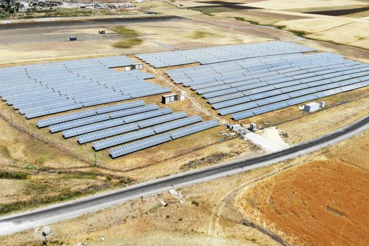 Muş'ta güneş enerjisi santralleriyle ülke ekonomisine katkı sağlanıyor