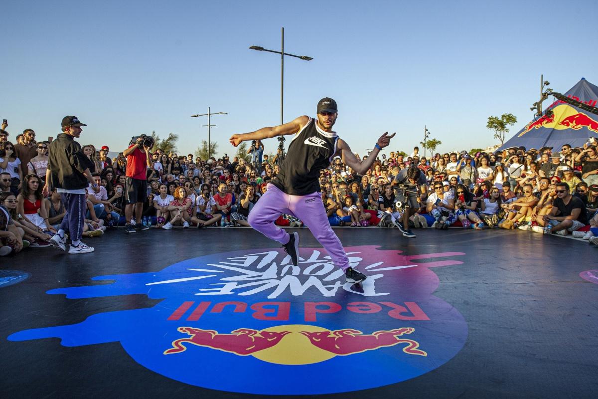 Red Bull Dance Your Style'da final heyecanı