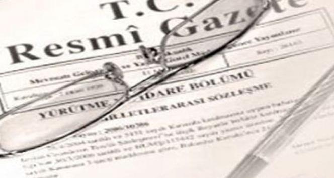 Suudi Arabistan Krallığı ve Eritre Devleti'ne gerçekleştirilen büyükelçi atamaları Resmi Gazete'de