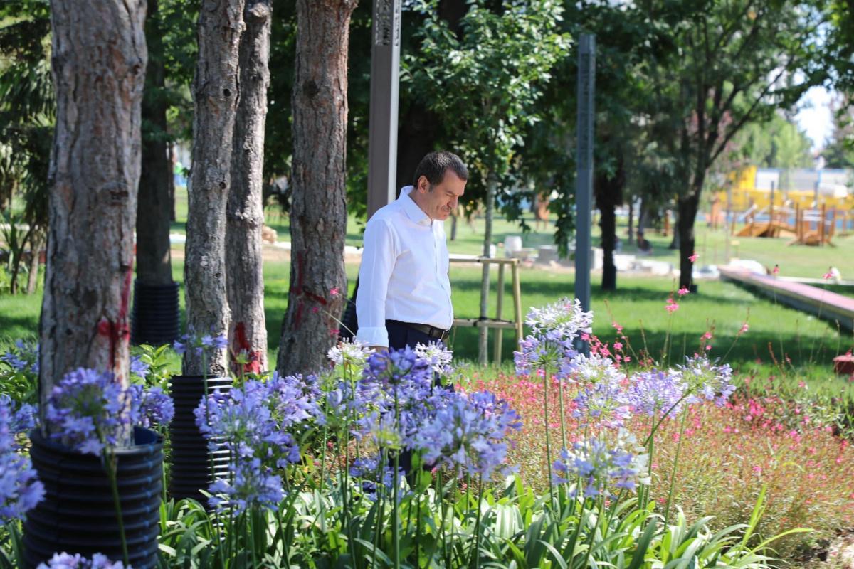 Zeytinburnu Millet Bahçesi'nin yüzde 95'i tamamlandı